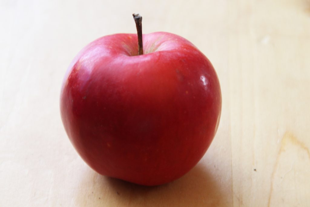 A cold-hardy zone 3 Honeycrisp apple