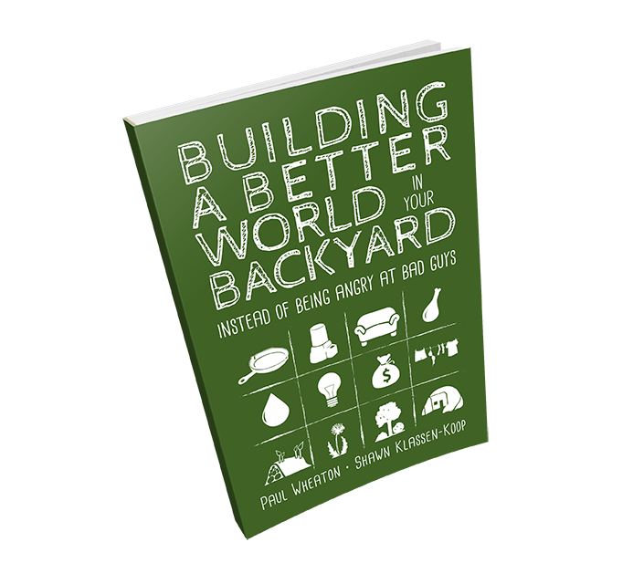 Build a Better World book cover image